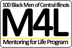 100 Black Men of Central Illinois Mentoring For Life