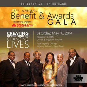 100 Black Men of Chicago-Gala