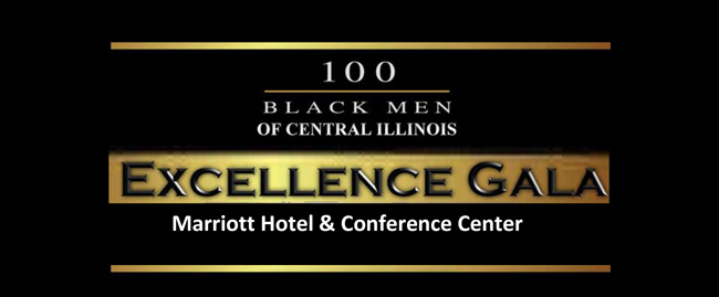 100 Black Men of Central Illinois 2014 Gala